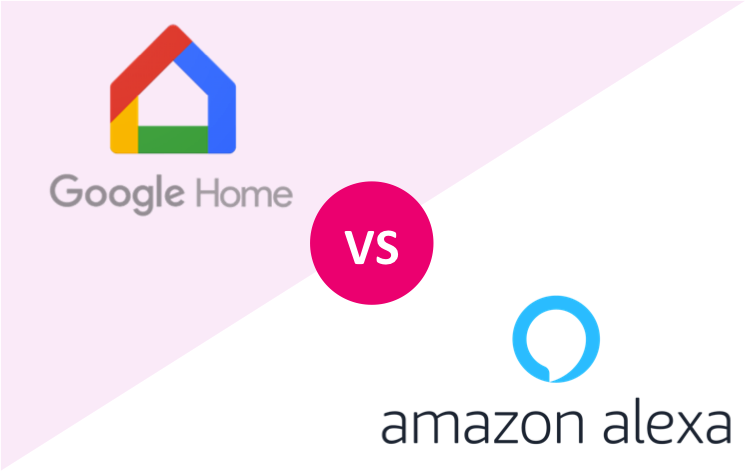 google home versus amazon alexa