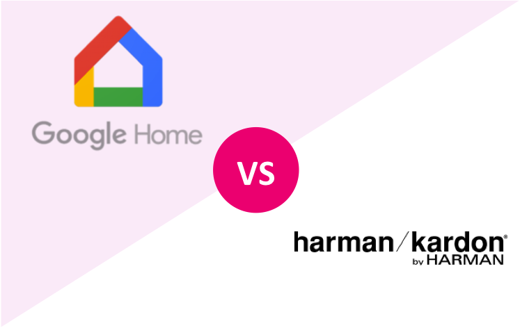 google home vs harman kardon