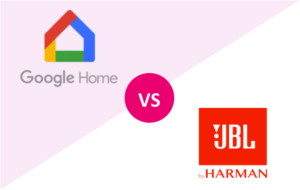 google home vs jbl