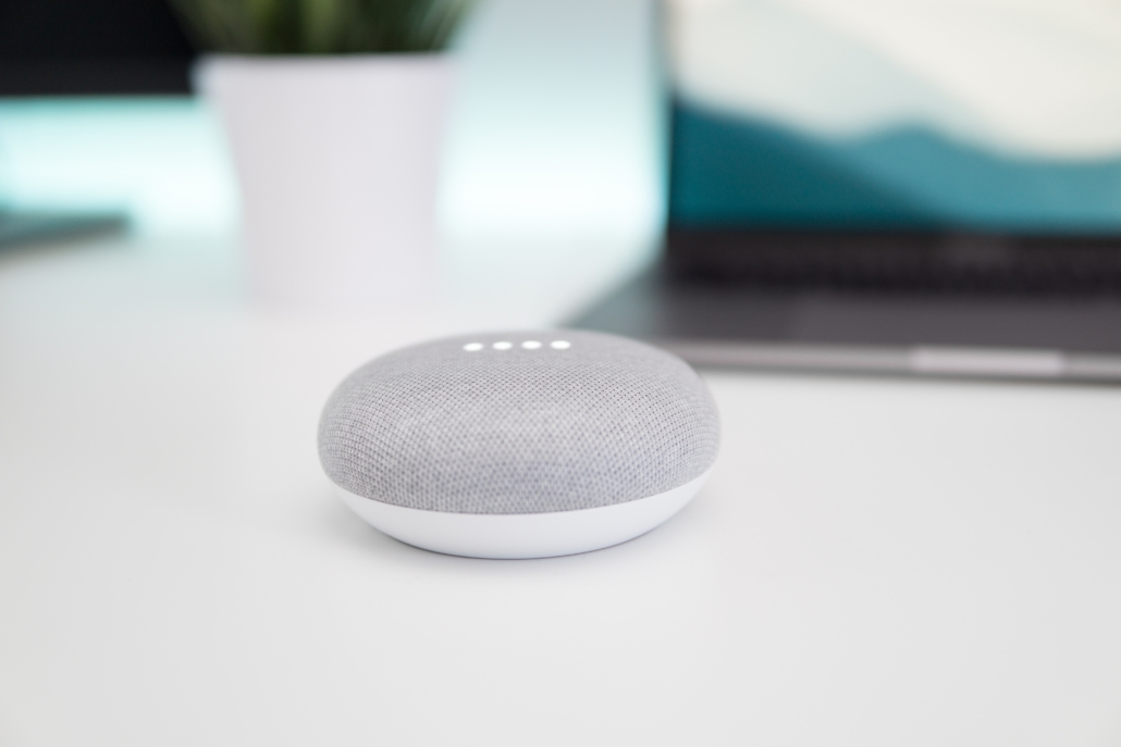 google home mini met google assistant