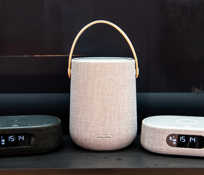 harman kardon citation oasis koppelen